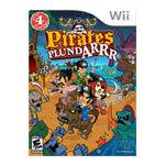 Wii游戏海盗大冒险 游戏软件/Wii游戏