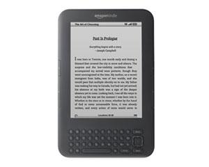 亚马逊Kindle 3(3G+WiFi)