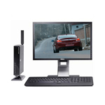 戴尔OptiPlex FX160(Atom 330/4GB/64GB/22LCD) 一体机/戴尔