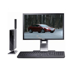戴尔OptiPlex FX160(Atom 330/4GB/NVROM/22LCD) 一体机/戴尔