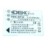 迪比科富士NP30 电池/迪比科
