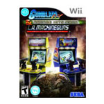 Wii游戏纽约风暴与洛杉矶机枪合集 游戏软件/Wii游戏