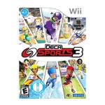 Wii游戏十项全能3 游戏软件/Wii游戏