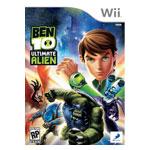 Wii游戏BEN10 外星神力 终极异型 游戏软件/Wii游戏