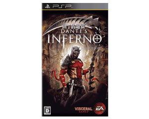 PSP游戏但丁地狱图片