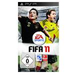 PSP游戏FIFA 11 游戏软件/PSP游戏