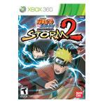Xbox360游戏火影忍者 疾风传 究极风暴2 游戏软件/Xbox360游戏