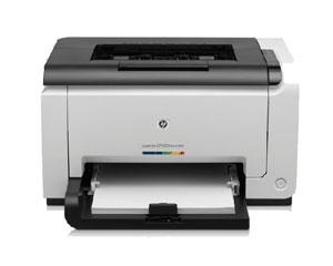 惠普 Color Laser Printer CP1025图片