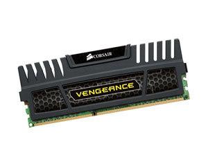 海盗船8GB DDR3 1600 Vengeance(CMZ8GX3M2A1600C8)图片