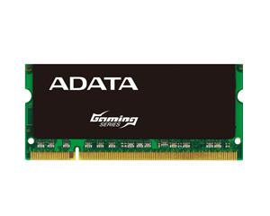 威刚4GB DDR3 1600(XPG DDR3L 1600G SODIMM)笔记本图片