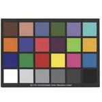 爱色丽标准24色色卡(迷你型) 数码配件/爱色丽