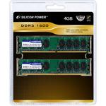 广颖电通4GB DDR3 1600(SP004GBLTU160S21)套装 内存/广颖电通