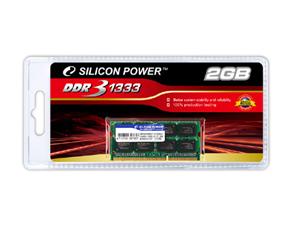 广颖电通2GB DDR3 1333(SP002GBSTU133V02)图片