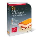 微软Office Professional Academic 2010