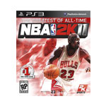 PS3游戏NBA篮球2K11 游戏软件/PS3游戏