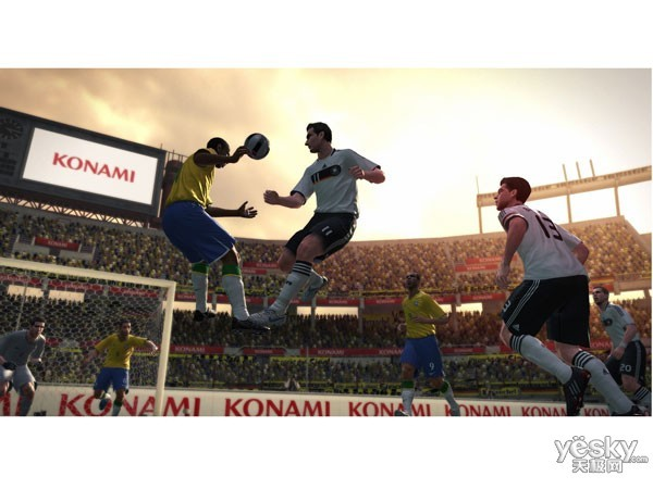 【图】Xbox360游戏实况足球2010图片欣赏,26