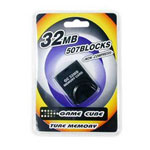 Gbalpha GC记忆卡(32MB) 游戏周边/Gbalpha