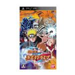 PSP游戏火影忍者疾风传:羁绊驱动 游戏软件/PSP游戏