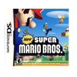 NDS游戏新·超级马里奥兄弟 游戏软件/NDS游戏