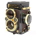 禄莱Gold Edition 80 Years' Set 80周年金机限量版套机 数码相机/禄莱