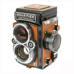 禄莱福来2.8F Classic 50周年纪念版 数码相机/禄莱