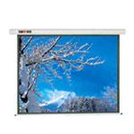 Snowhite(白雪) 钻石系列 手动幕(100英寸/玻珠/白塑) 投影屏幕/Snowhite(白雪)