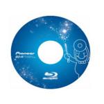 先锋 4速 25GB BD-R(单片盒装) 盘片/先锋
