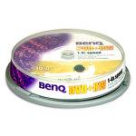 明基 4速 DVD+RW桶装(标准系列) 盘片/明基