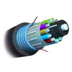 AMP 室外用铠装型光缆1-1664174-5 光纤线缆/AMP