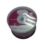 先锋 布丁 16速 DVD-R(50片桶装) 盘片/先锋