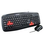 达尔优 水过无痕KB-086+MS-098 键鼠套装/达尔优