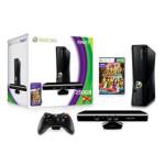 微软Xbox360 slim Kinect套装(250GB) 游戏机/微软