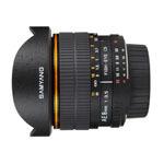 Samyang 8mm f/3.5鱼眼 尼康CPU版 镜头&滤镜/Samyang