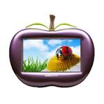 瀚斯宝丽苹果-Purple 数码相框/瀚斯宝丽