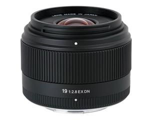 适马19mm f/2.8 EX DN图片