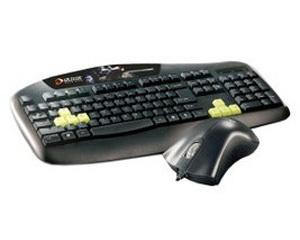 达尔优预压手感II键鼠套装图片
