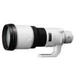 索尼500mm f/4 G SSM