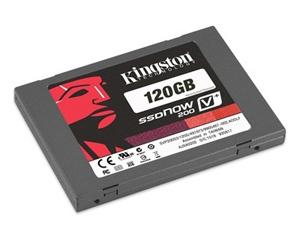 金士顿SSDNow火山加强版V+200系列 120GB (SVP200S3/120G)图片