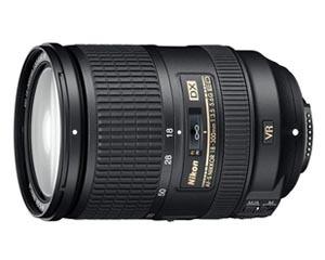 尼康AF-S DX 18-300mm f/3.5-5.6G ED VR图片