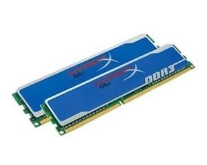 金士顿骇客神条8GB DDR3 1333(KHX1333C9D3B1K2/8G)图片