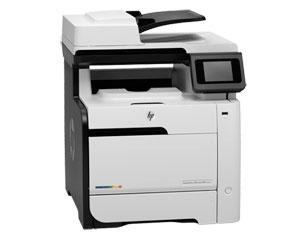 惠普 LaserJet Pro 400 Color MFP M475dn(CE863A)