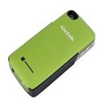 乐歌PCH104-GRN iphone4/4s背夹电池/外置电池/移动电源 绿色 苹果配件/乐歌