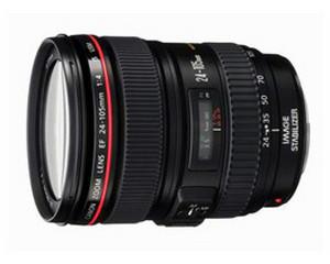 佳能EF 24-105mm f/4L IS USM图片