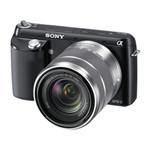 索尼NEX-F3双头套机(E 18-55mm,E 55-210mm) 数码相机/索尼