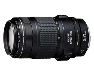 佳能EF 75-300mm f/4-5.6 IS USM图片
