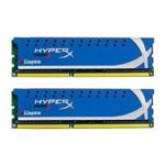 金士顿HyperX 16GB DDR3 1600(KHX1600C10D3B1K2/16G) 内存/金士顿