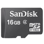 闪迪移动microSD 存储卡(16GB) 闪存卡/闪迪