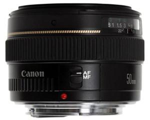 佳能EF 50mm F/1.4 USM图片