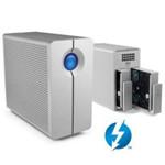 莱斯双盘位 Thunderbolt Series 2-disk RAID(4TB)/9000191