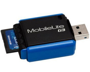 金士顿MobileLite G3